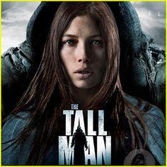 Jessica Biel: 'The Tall Man'