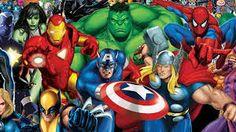 Resultado de imagem para marvel heroes