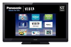 Panasonic VIERA TC-P65ST30 65-Inch 1080p 120Hz 3D Plasma HDTV by Panasonic, http://www.amazon.com/dp/B004MME76U/ref=cm_sw_r_pi_dp_42hQrb1R7NCX2