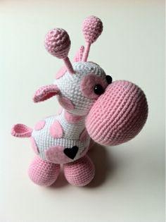 little josie's: Amigurumi Giraff