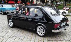 Resultado de imagem para fiat 147 rebaixado Fiat 500, 147 Fiat, Fiat Cars, Rc Cars, Sport Cars, Old Fashioned Cars, Fiat Abarth, Small Cars, Cars And Motorcycles