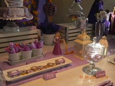 Tangled Party #tangled #party