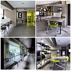 Synergy Project | A #collaborative or #coworking #space created in a multi-purposed #building based in #Acropolis #Athens #Greece in order to host #startups #students and #freelancers | designed by Christina Amanatidou | see more @ ek-mag.com #art #architecture #design #interior_design #office #chair #bookshelf #modern #terrace #colors #view #instapic #instagood #bestpic #picoftheday #latergram #igers #igersgreece #lifo #ek_magazine