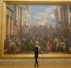 Beyonce at the Louvre Louvre Paris, Beyonce And Jay Z, Blue Ivy, View Image, Cool Photos, Scene, Museum, World, Painting