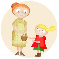 Le Petit Chaperon Rouge - Learn French with French Childrens Stories