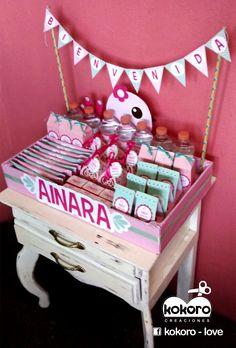KIT DE RECIÉN NACIDO Detallles para regalar el día que nazca el bebé kokorocreaciones@gmail.com