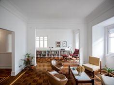 Galeria de Remodelação de Apartamento / Aboim Inglez Arquitectos - 1