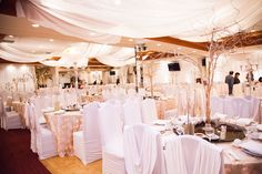 Chinese wedding banquet, planned by Shing Weddings, Continental Seafood Restaurant, Richmond, BC Event Planning, Wedding Planning, Seafood Restaurant, Banquet, Wedding Day, Chinese, Weddings, Table Decorations, How To Plan