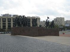 WWII memorial St. Petersburg