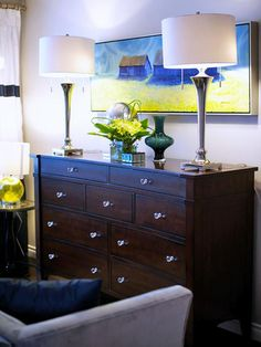 Transitional Living-rooms from c. marie hebson, CCIDA on HGTV