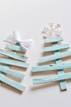 Christmas Crafts for Kids! » Little Inspiration