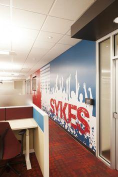 SykesLakeland5 700x1050 Sykes Enterprises, Inc.'s Lakeland Call Center