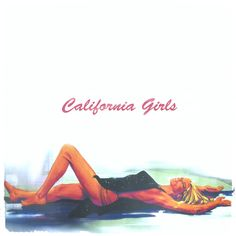 California Girls cover art