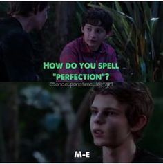 This isn't a quote from the show but I thought it was so funny! Once Upon A Time Peter Pan, Once Upon A Time Funny, Once Up A Time, Peter Pan Ouat, Robbie Kay Peter Pan, Peter Pans, Peter Pan Imagines, Peter Pan Neverland, I Dont Fit In