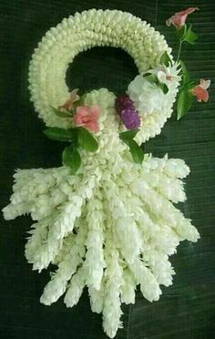 "THAI Jasmine ""Dok Mali""  ดอกมะลิ Jasmine Traditional THAI Mother's Day Gift!"