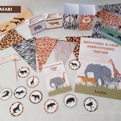 Safari Archives • Boutique Fêtes vous même