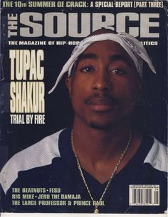 EXTREMELY Rare September 1994 Issue of The Source Magazine & featuring Tupac Shakur on the cover& Get this rare piece of history now. A must for any Tupac, West Coast or Hip-Hop fan& Source Magazine, Magazine Wall, Magazine Covers, Bedroom Wall Collage, Photo Wall Collage, 2pac Poster, Tupac Wallpaper, Wallpaper Fofos, Hip Hop Art