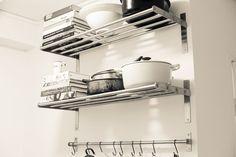 Att inreda en liten lägenhet #3 (via Bloglovin.com )