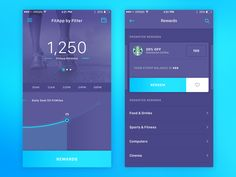 UI Design in Health & Fitness Apps