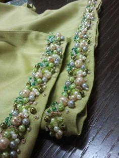 crumble beads