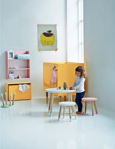 Flexa Play cuna http://www.mamidecora.com/muebles-infantiles-flexa-play.html