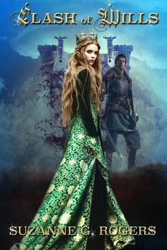 A wayward princess. A footloose prince. A clash of wills.