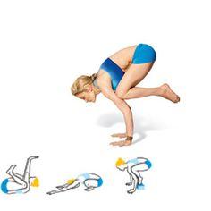 yoga challenge of the day yoga pose challenge