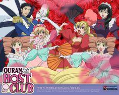 Cross-dressing Host Club