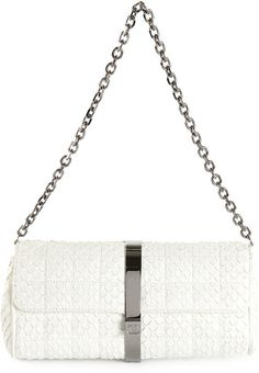 db5c1d92148b Chanel Vintage snakeskin shoulder bag
