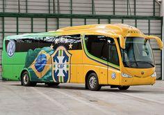 CBF perde patrocinador | Volkswagen nao renova - Blue Bus