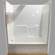 Amazing 1 Piece Tub Shower Photos - Best inspiration home design ...