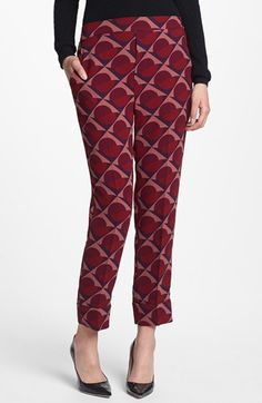 MARC+BY+MARC+JACOBS+'Etta'+Print+Pants+available+at+#Nordstrom