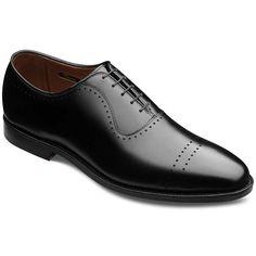 Vernon - Plain-toe Lace-up Mens Dress Shoes by Allen Edmonds - stylish minimalism!