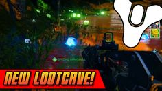 Destiny - New Loot Cave Spawn Location! - Easy Glimmer, Engrams, & Experience!