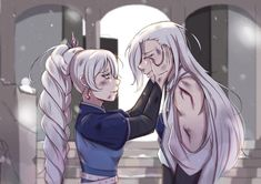 """"""" because Sel called post-winter battle look with ALARMING accuracy (. Bts Anime, Rwby Anime, Rwby Fanart, Anime Kiss, Rwby Winter, Rwby Neo, Rwby Weiss, Rwby Blake, Rwby Bumblebee"""