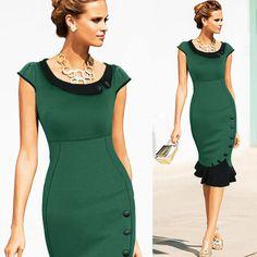 Fishtail Rockabilly Dress. One in each size by GlamVintageGlam