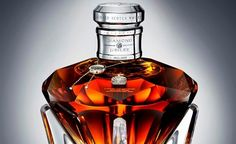 Regal Tipple: Diamond Jubilee By John Walker & Sons.  Scotch Whisky Distillers By Appointment to Her Majesty The Queen, has marked the sixtieth anniversary of the Queen's accession with the bottling of the limited edition.