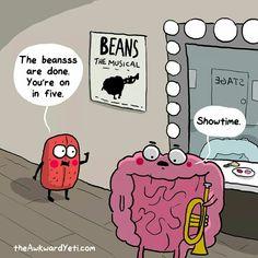 Heart and Brain - Beans