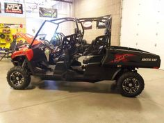New 2017 Arctic Cat HDX 700 Crew XT ATVs For Sale in Arizona. The minimum operator age of this vehicle is 16 with a valid driver's license.ARCTIC CAT SIX SEAT CREW.room for 6 adults,1000 lbs of carrying capacity,electric power steering,automatic trans, 2/4 wheel drive,,, 65.80 gallons of storage.....