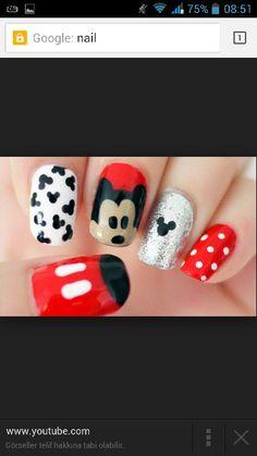 Haha. Mickey Mousee