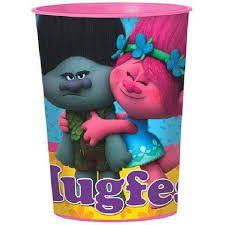 Image result for trolls large plastic cup uk