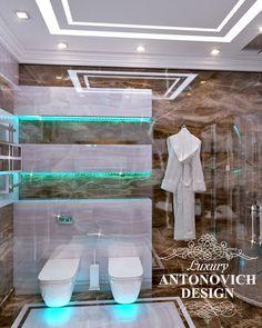"""Дизайн Ванной 187 от студии Антонович Дизайн. Больше фотографий из категории """"Дизайн ванной"""": https://antonovich-design.kz/dizain-portfolio/dizain-vannoi-komnaty #Дизайнванной, #ДизайнВанной187, #AntonovichDesign, #СтудияДизайна"""