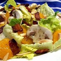 This sweet and crunchy salad is very kid friendly! I first tried this when I visited my family in Newfoundland, and managed to get a copy of the recipe.  Make lots, there won't be any left over!