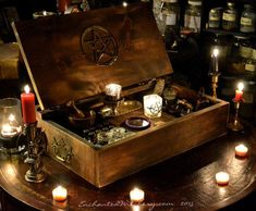 chest Witch kit - Pesquisa Google