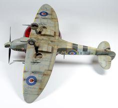 Supermarine Spitfire 1/48 Scale Model