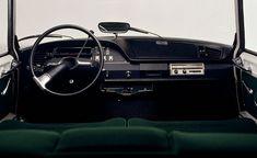 1955 Citroën DS 19/Interior