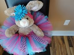 That is Lydia's Flopsy from Build-a-Bear!
