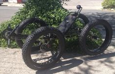 Image result for how to turn a bike into a mutant vehicle