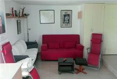 #Piso #venta en Sitges (Ref 1479). 1 dormitorio, 1 baño y 2 terrazas. Zona comunitaria con piscina.