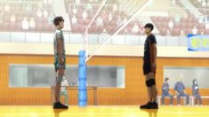 The Grand King, Oikawa Tooru and his kohai, Kageyama Tobio Iwaizumi Hajime, Iwaoi, Kageyama Tobio, Kagehina, Kuroo, Hinata, Haikyuu Ships, Haikyuu Anime, Natsume Yuujinchou